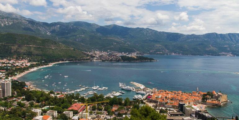 Schöne Villa mit fantastischen Meerblick Budva-Top Immobilien Montenegro