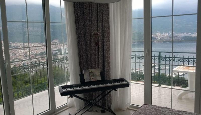 Villa with exclusive sea view Budva-Top Estate Montenegro