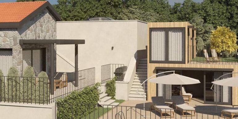 Neues Haus mit Pool Mazina, Tivat-Top Immobilien Montenegro