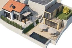 Nova vila sa studio apartmanom Mažina, Tivat-Top Nekretnine Crna Gora