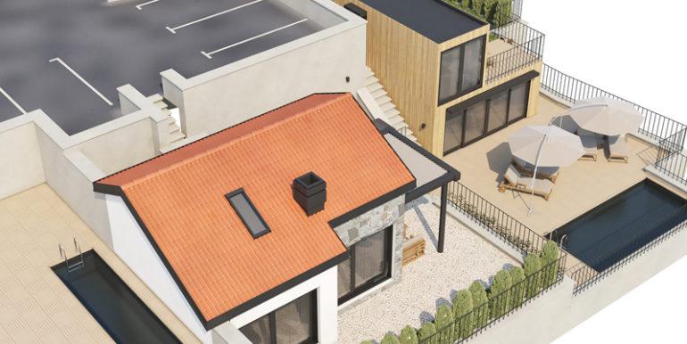 Villa mit Gästewohnung Mazina, Tivat-Top Immobilien Montenegro