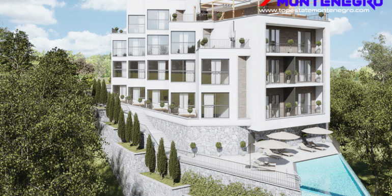 Exclusive attractive new apartments Mazina, Tivat-Top Estate Montenegro
