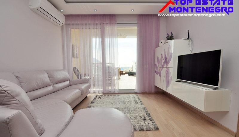 Luxuriöse Wohnung Becici, Budva-Top Immobilien Montenegro
