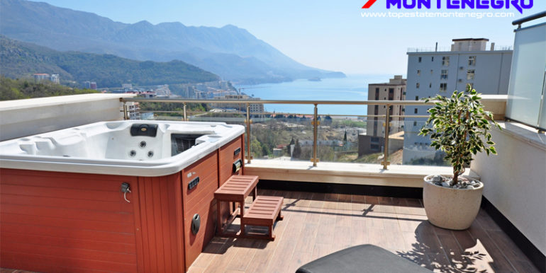 Luxurious apartment Becici, Budva-Top Estate Montenegro