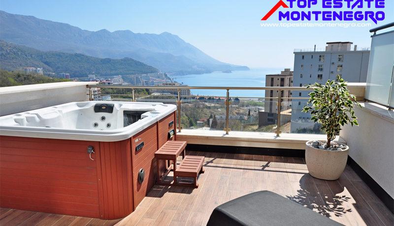 Luxurious apartment Becici, Budva-Top Estate Montenegro