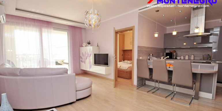 Modern two bedroom apartment Becici, Budva-Top Estate Montenegro