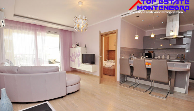 Modern two bedroom apartment Becici, Budva-Top Estate Montenegro