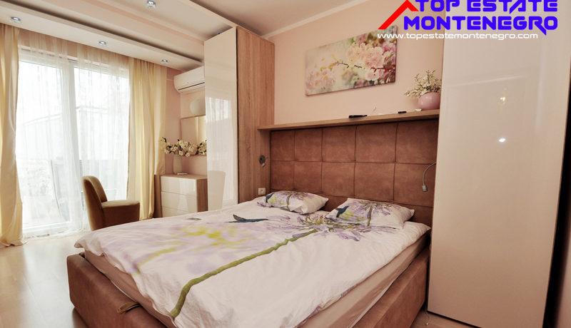 Moderne Zweizimmerwohnung Becici, Budva-Top Immobilien Montenegro