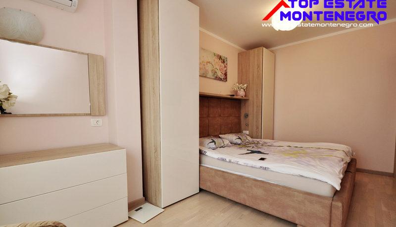 Wohnung mit fantastischem Meerblick Becici, Budva-Top Immobilien Montenegro